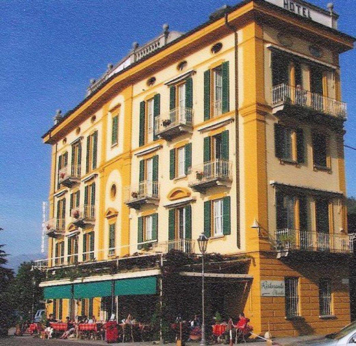 The Hotel Albergo Olivedo