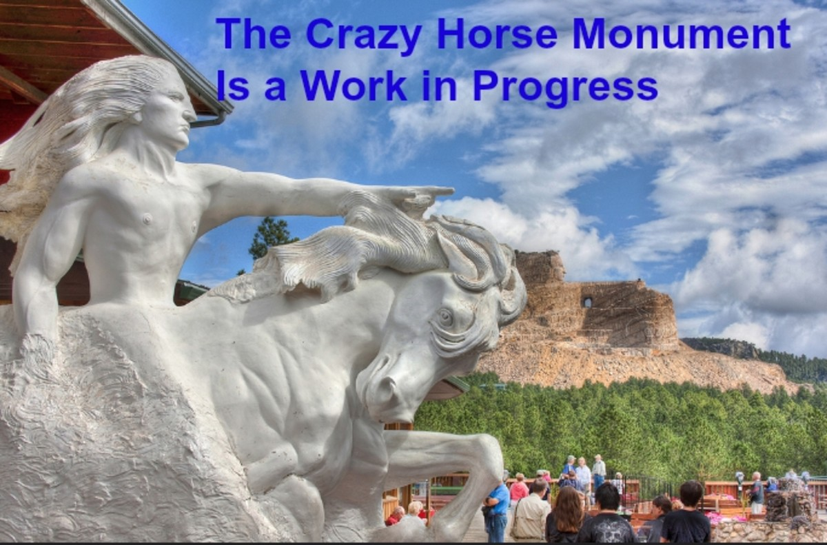 Crazy Horse gives parents an opportunity to teach about our country's not so commendable past.