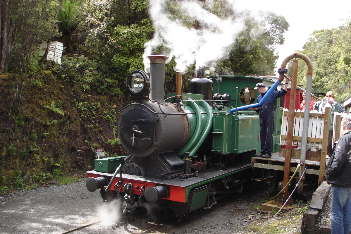 The Western Wilderness Railway