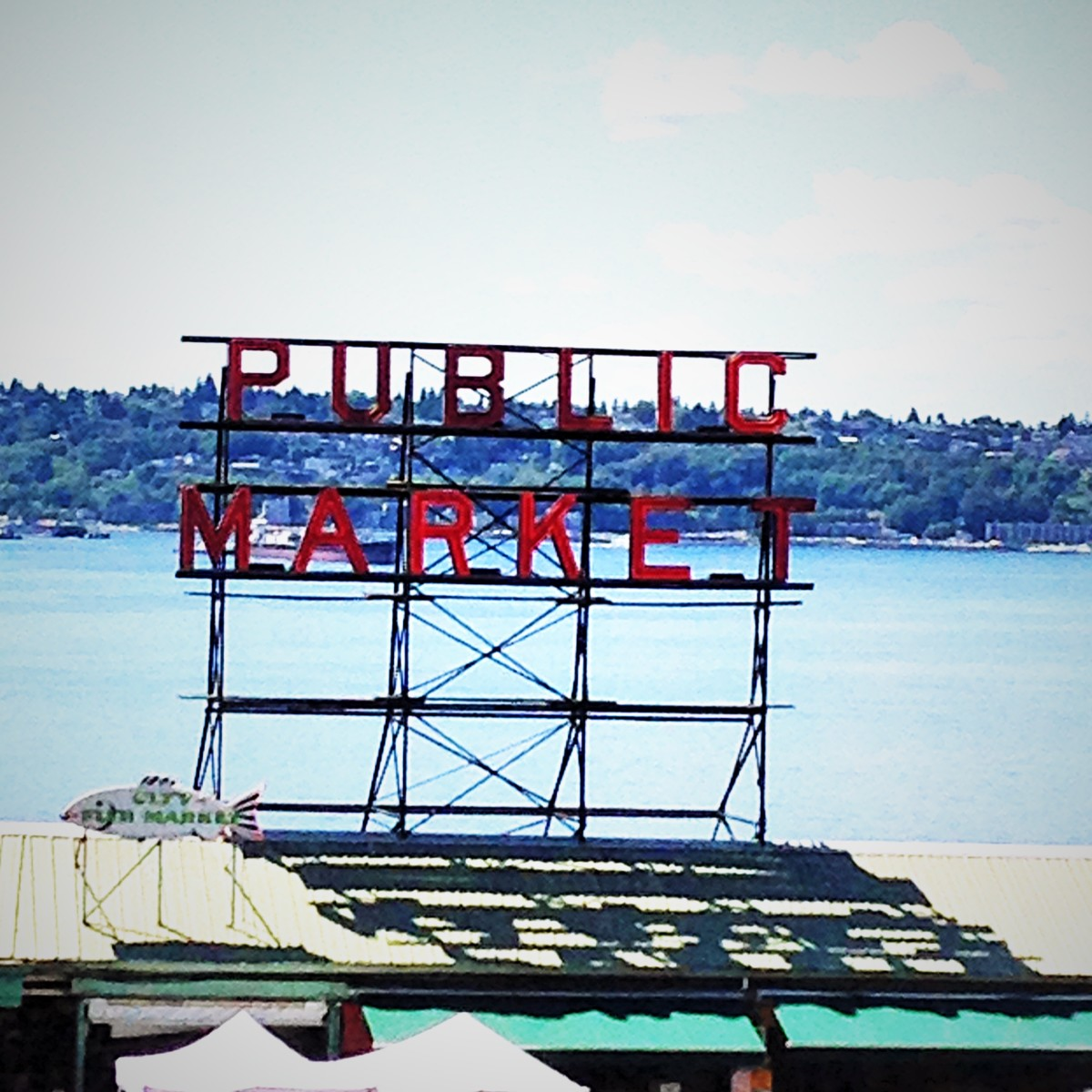 Pike Place Market in Seattle is full of sights and sounds, but is completely overwhelming at lunch hour during the height of the tourist season.  Wait until the late afternoon to visit.