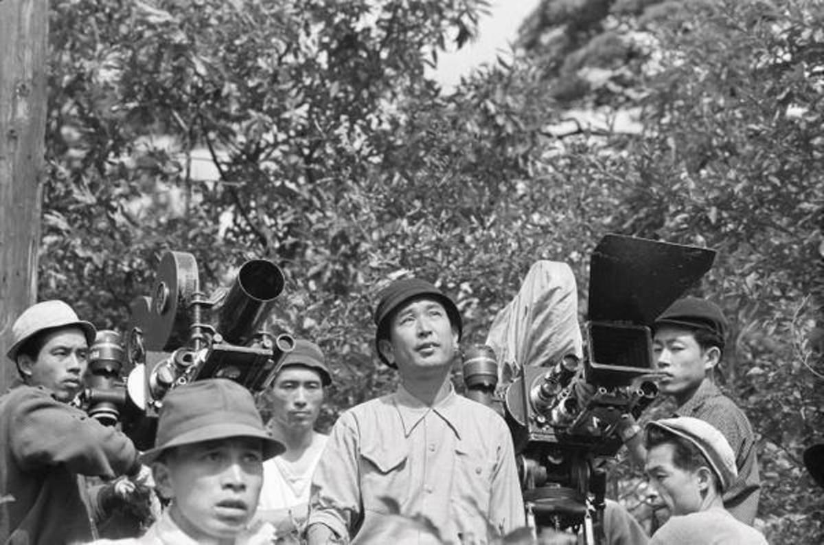 Akira Kurosawa Japanese Film maker