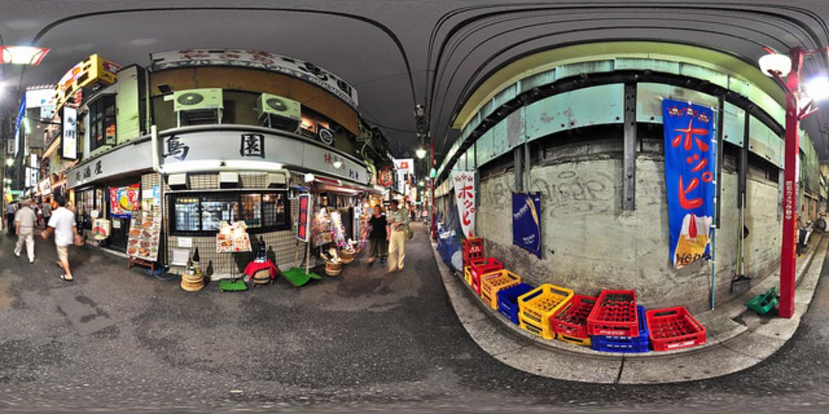 Omoide Yokocho in Shinjuku