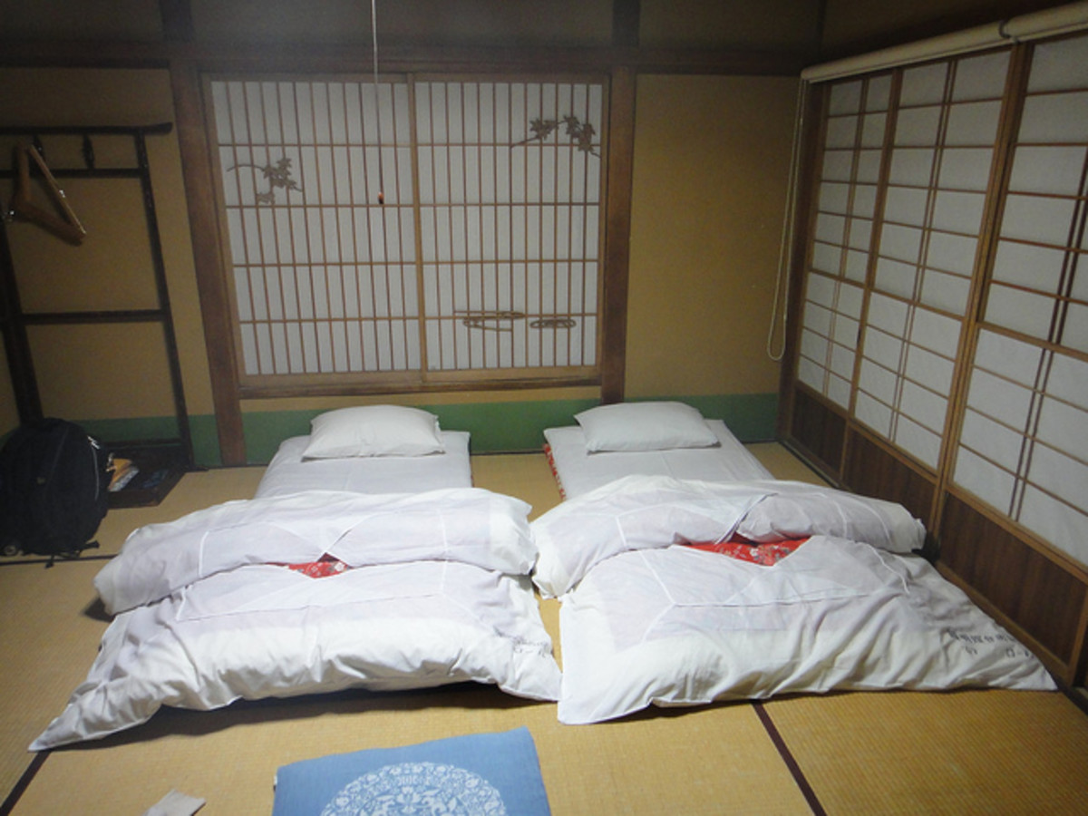 Tokyo's Homeikan Inn