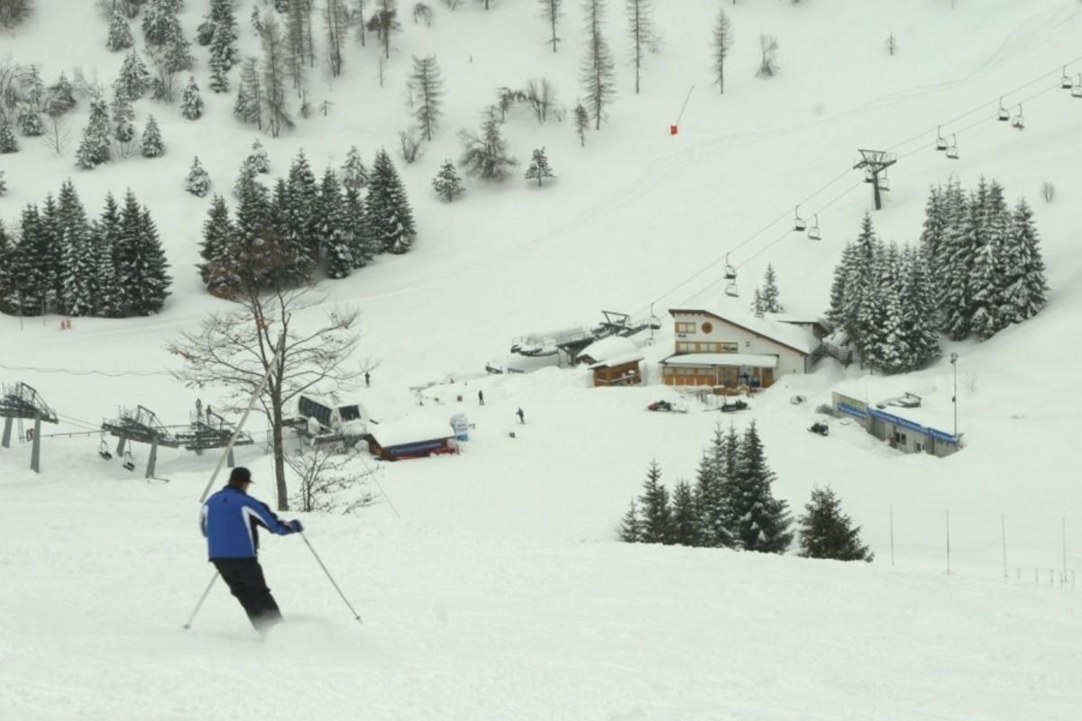 Piancavallo ski resort