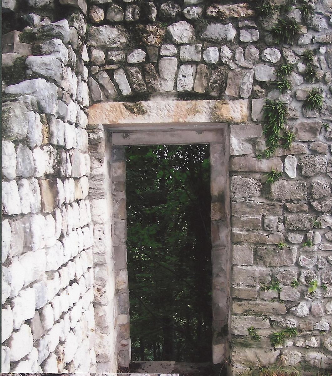 The door to...?