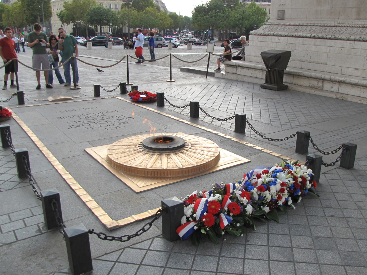 Tomb of the Unknown Soldier.