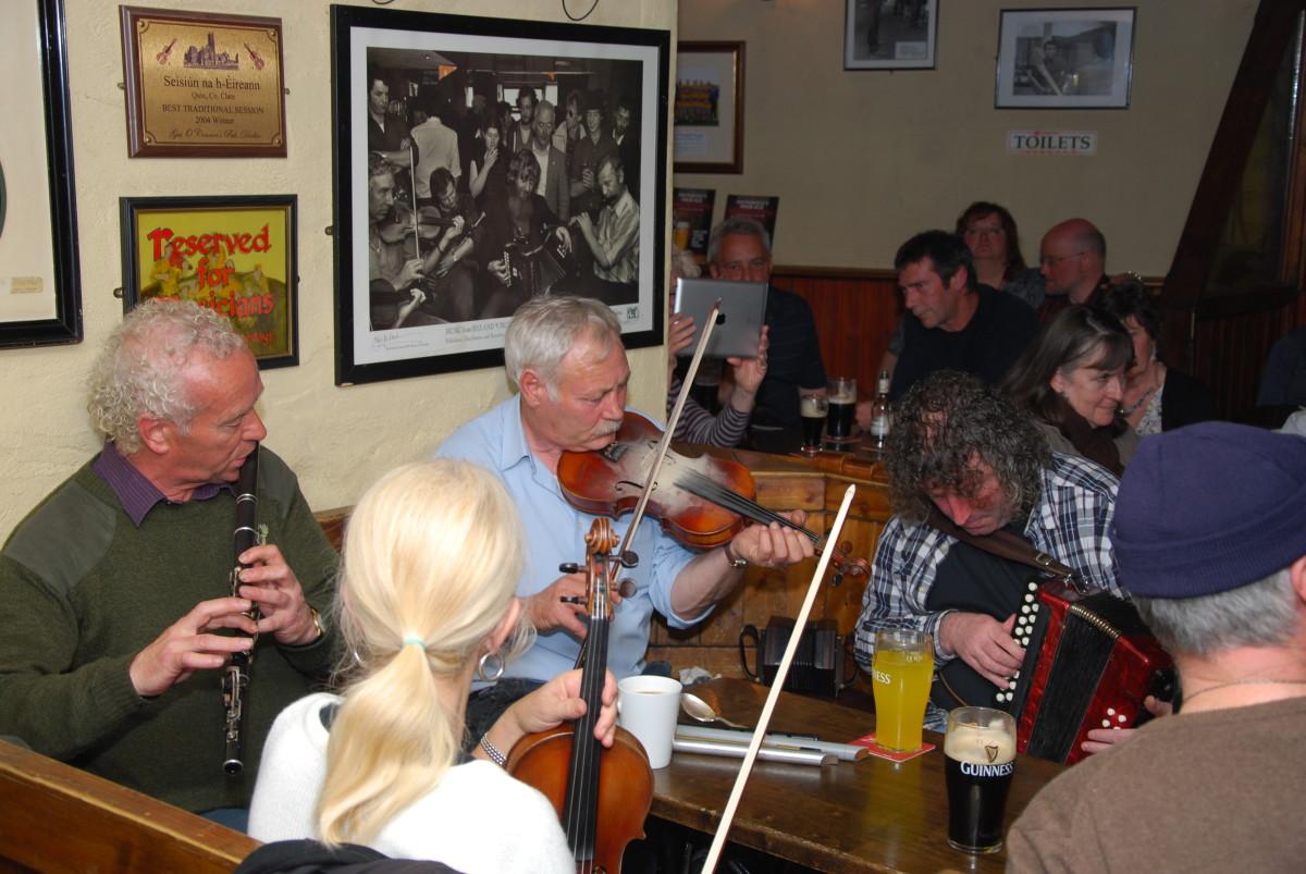 Irish musicians