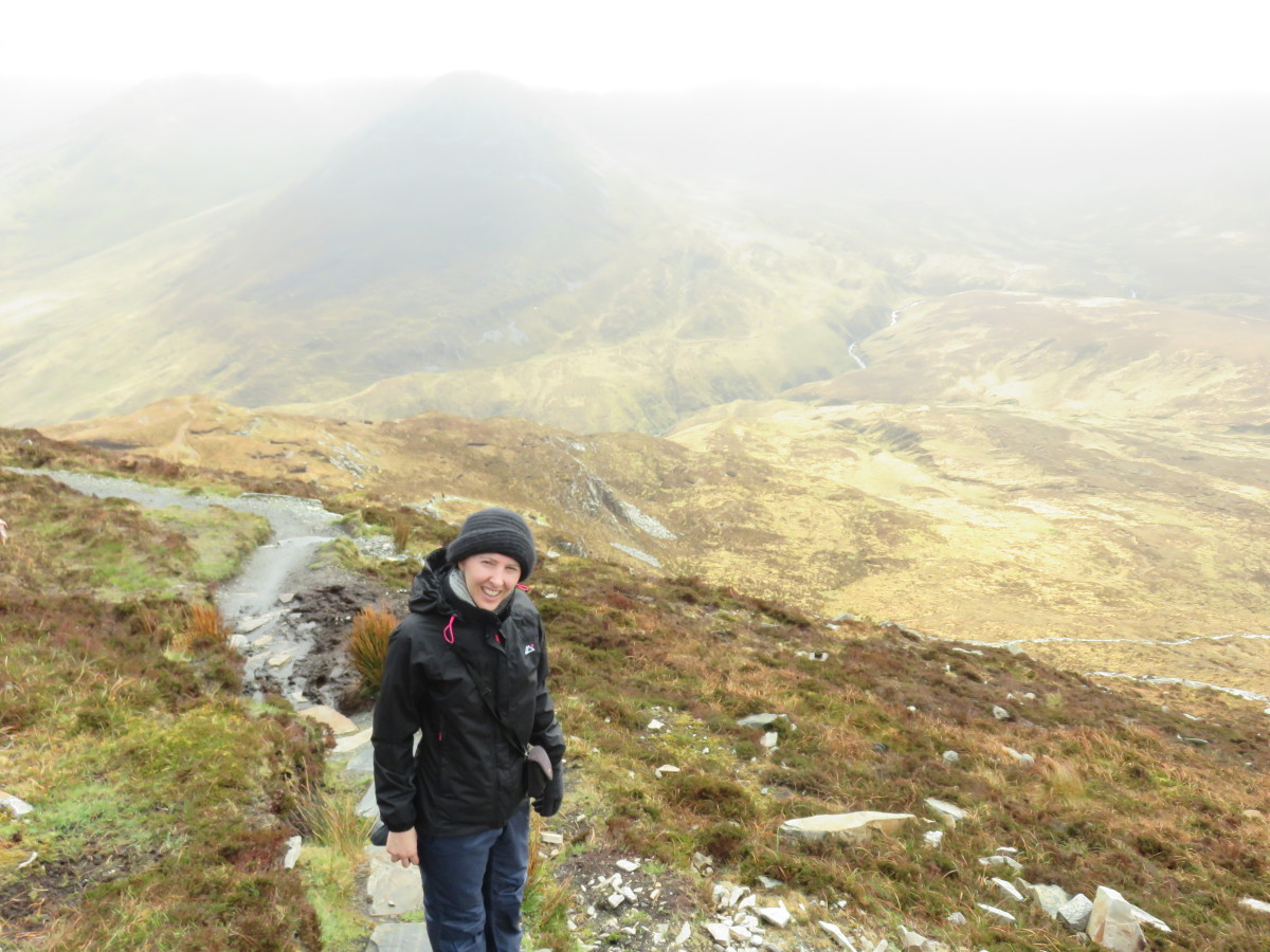 Hiking in Connemara National Park