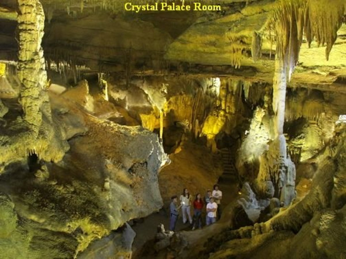 10 Tennessee Caves You Want To Visit And Explore