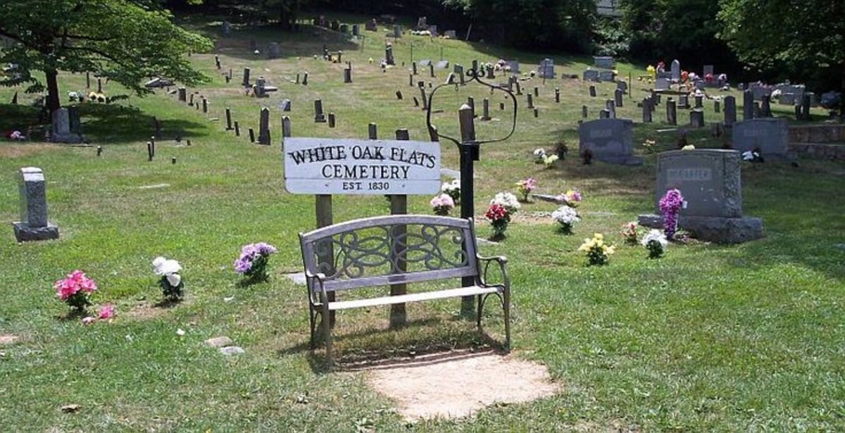 White Oak Flats Cemetery, Gatlinburg, TN