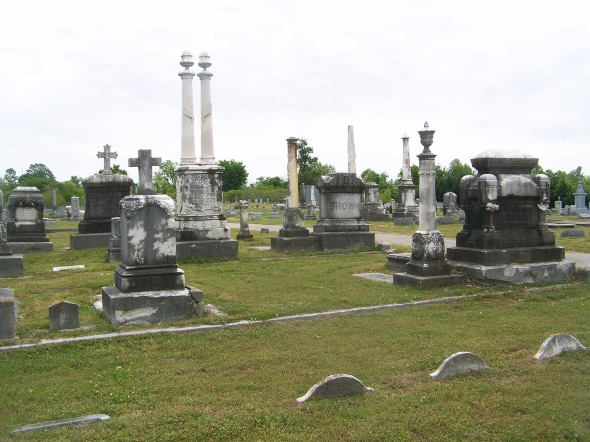 Riverside Cemetery, Jackson, Tennessee