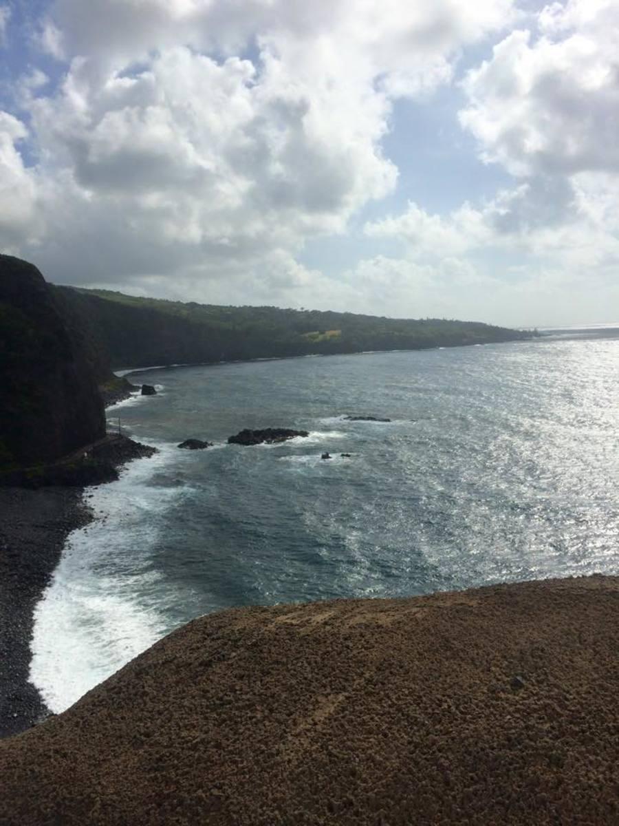 Maui's Hana Coast on the East Coast of Maui