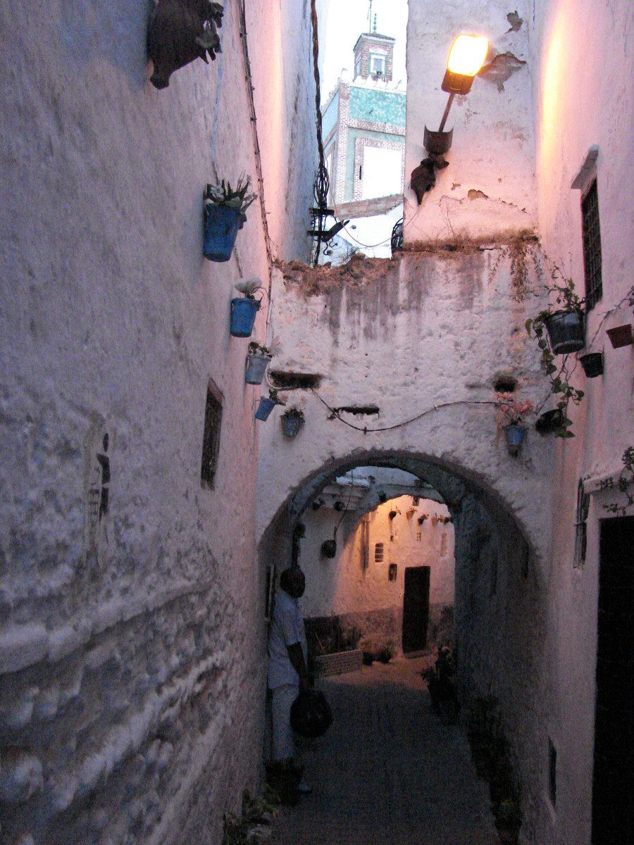A tour of the Medina of Tetouan is an experience not to be missed