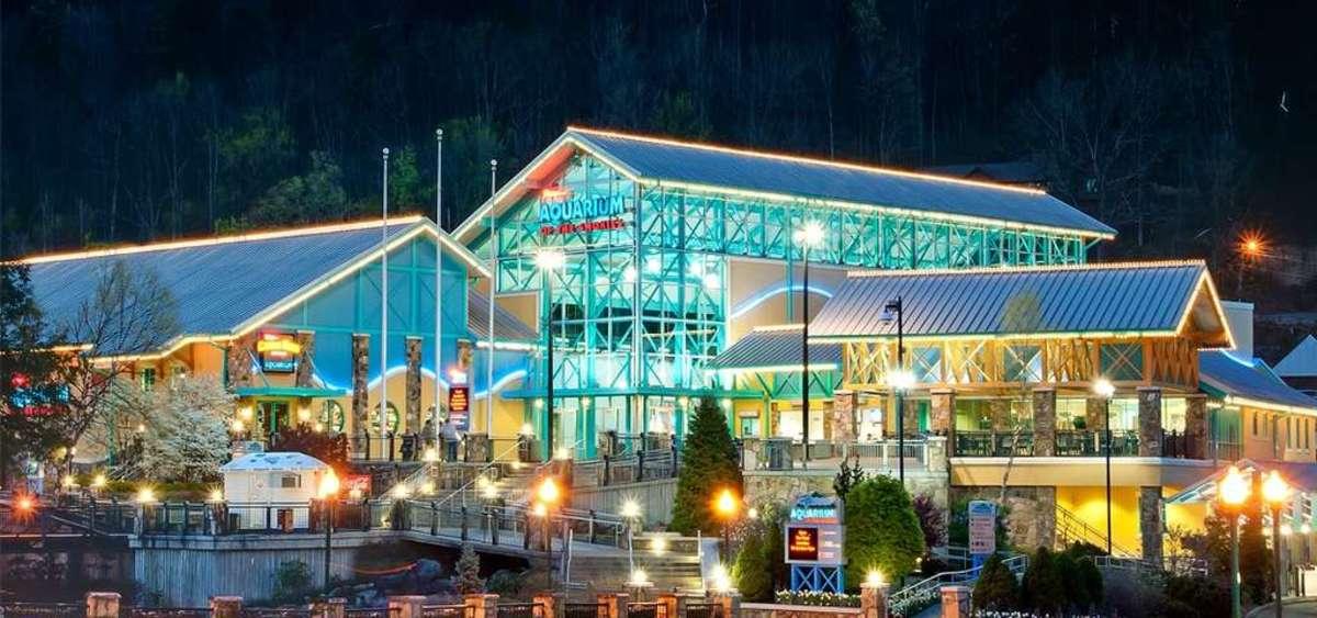 Ripley's Great Smoky Mountain Aquarium