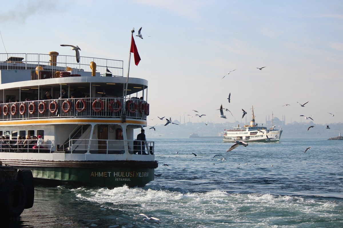 A boat cruise is a great way to see the city, but make sure that you know where you're going and what you want to see!