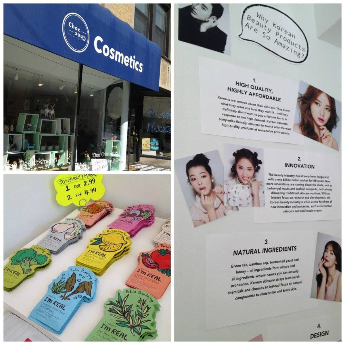 Choc Choc Cosmetic, 614 West Belmont Ave, Chicago (Lakeview)
