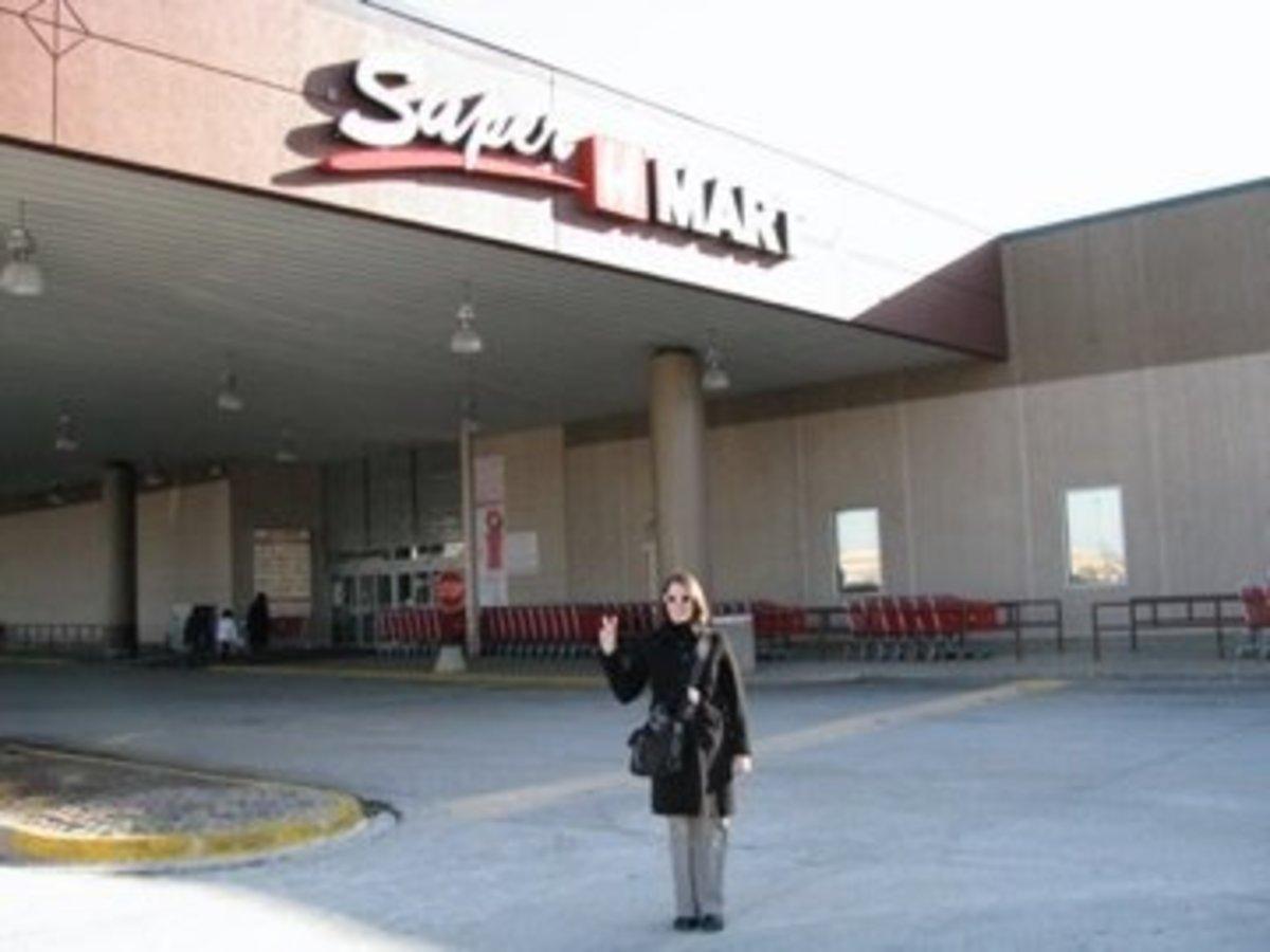 Super H-Mart, 801 Civic Center Dr, Niles, IL