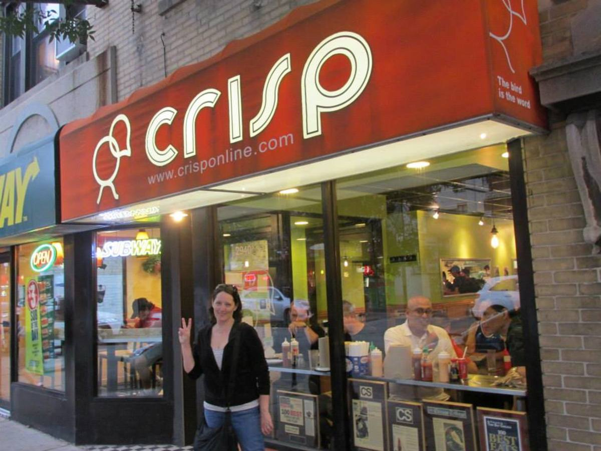Crisp, 2940 North Broadway St, Chicago (Lakeview)