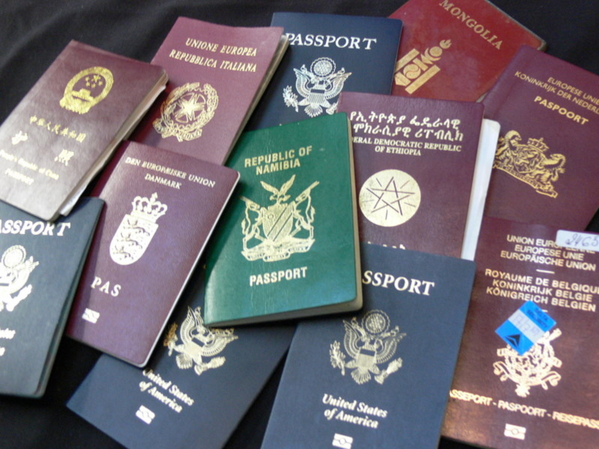 There are different rules for different nationalities regarding the Chinese visa