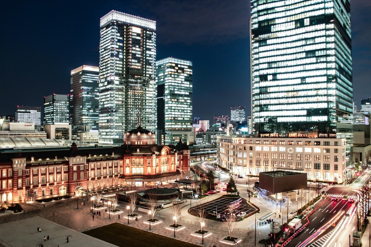 Tokyo Station is so large, you could spend an entire day within it without ever stepping out of the station.