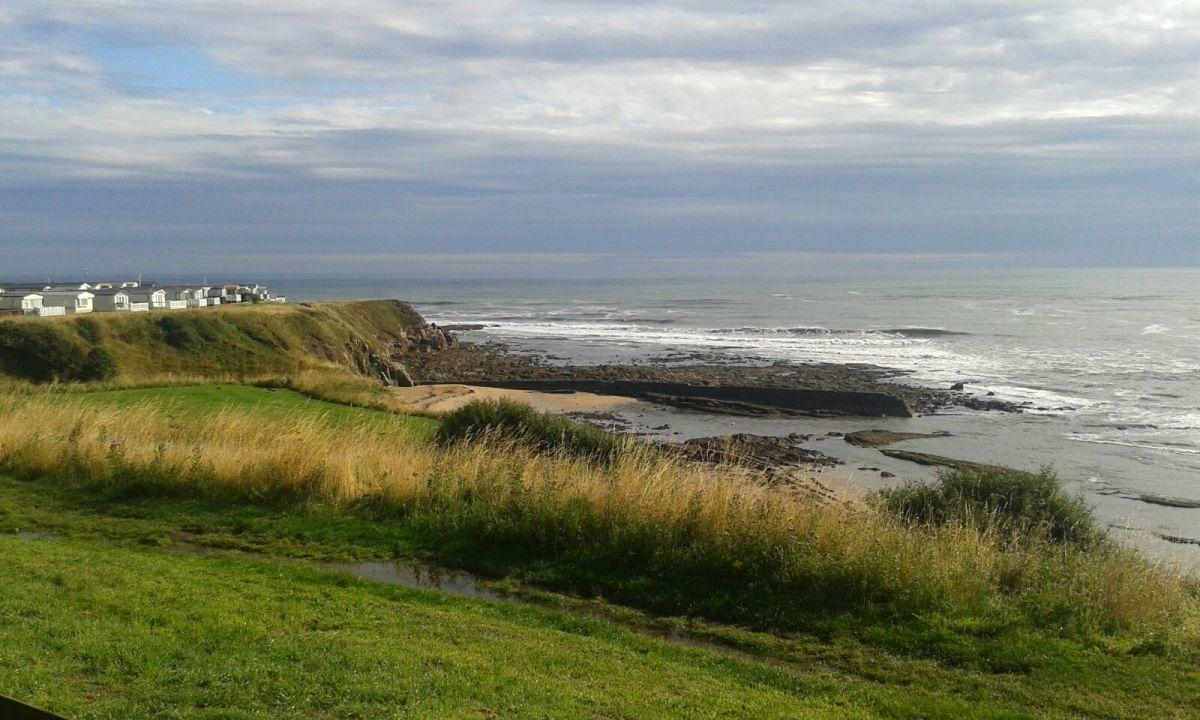 England's Northern Coastline