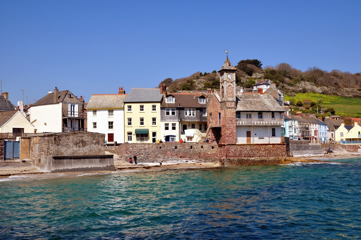 Cawsand in Southern Cornwall