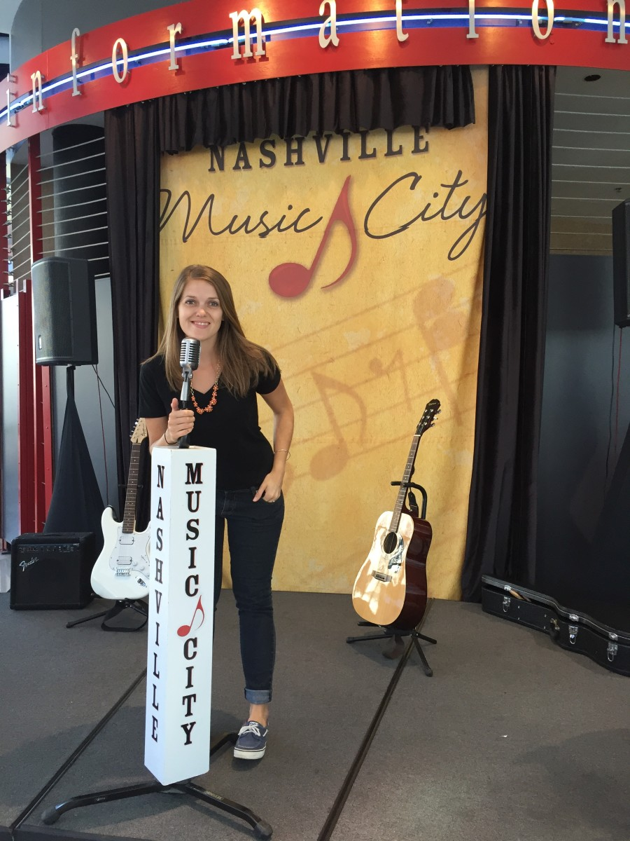 Music City store near Bridgestone Arena