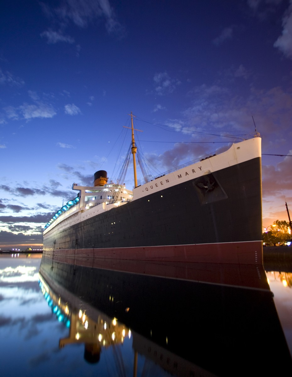 The beautiful Queen Mary