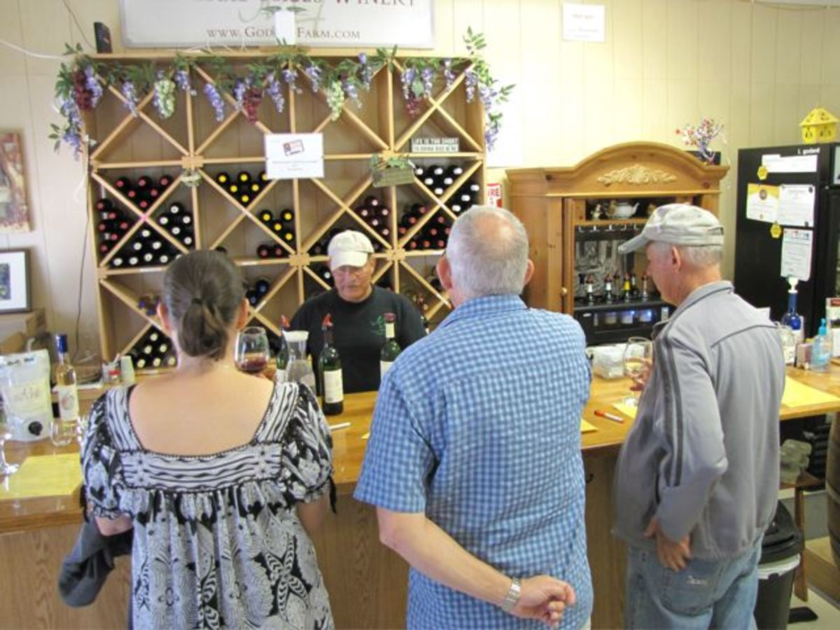 Mineral Hills Winery
