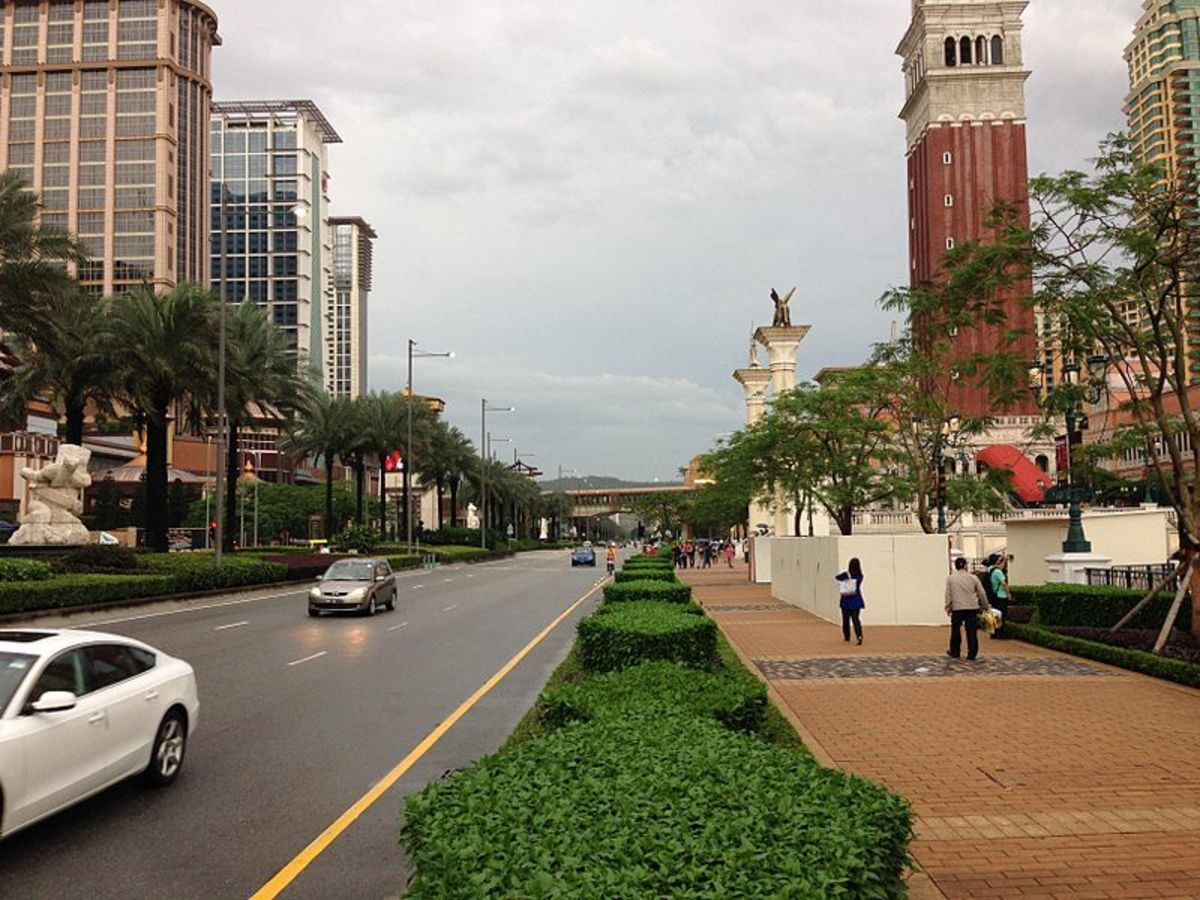 Macau Cotai Strip