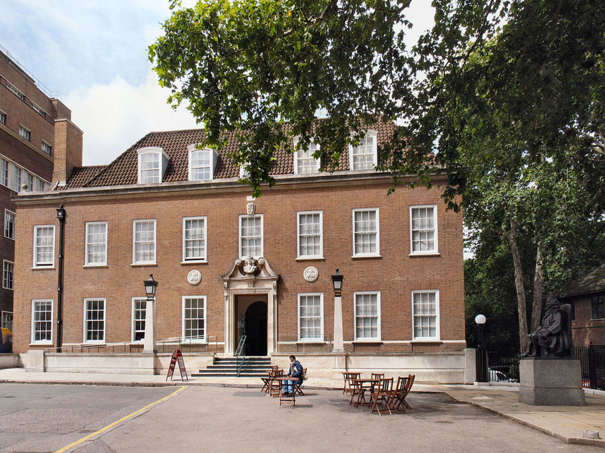 The Foundling Museum, Brunswick Square