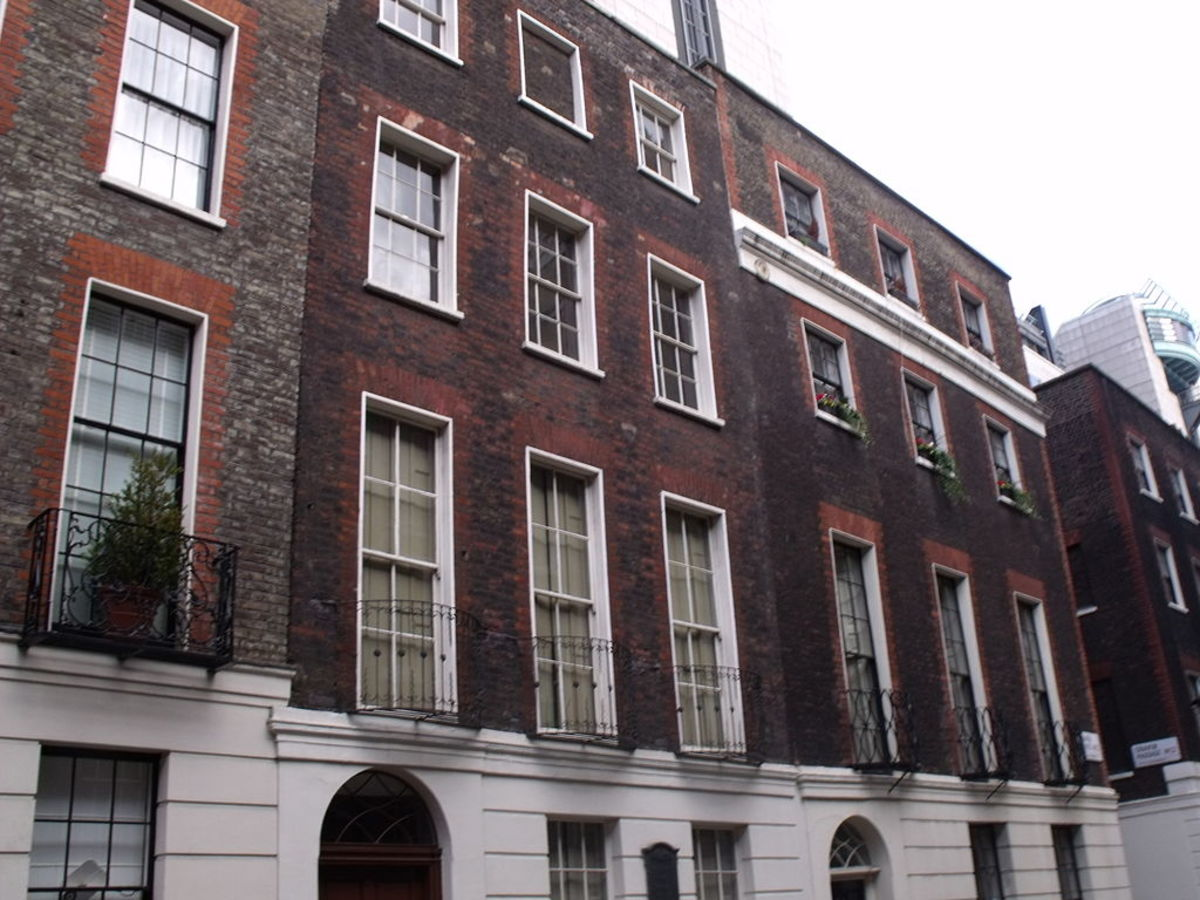 Benjamin Franklin House, 36 Craven Street, London