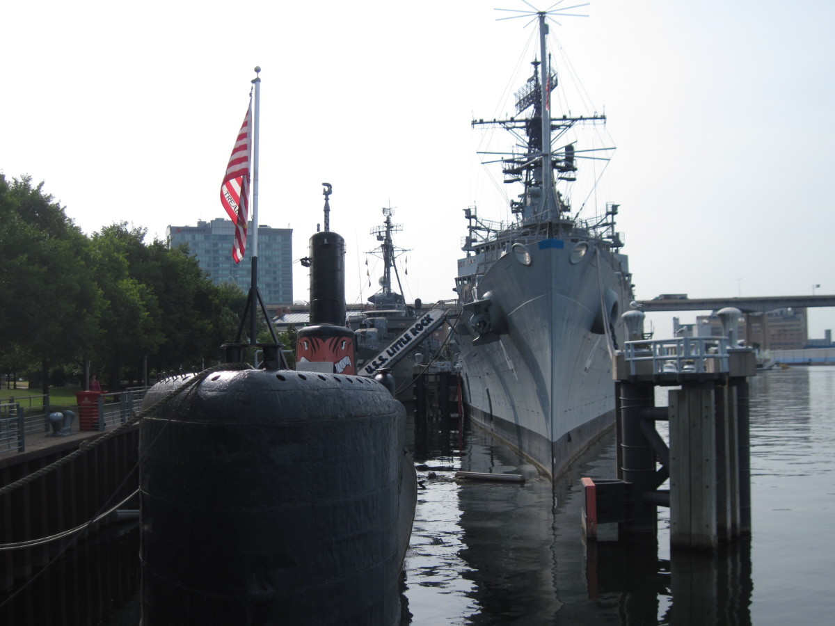 USS Little Rock