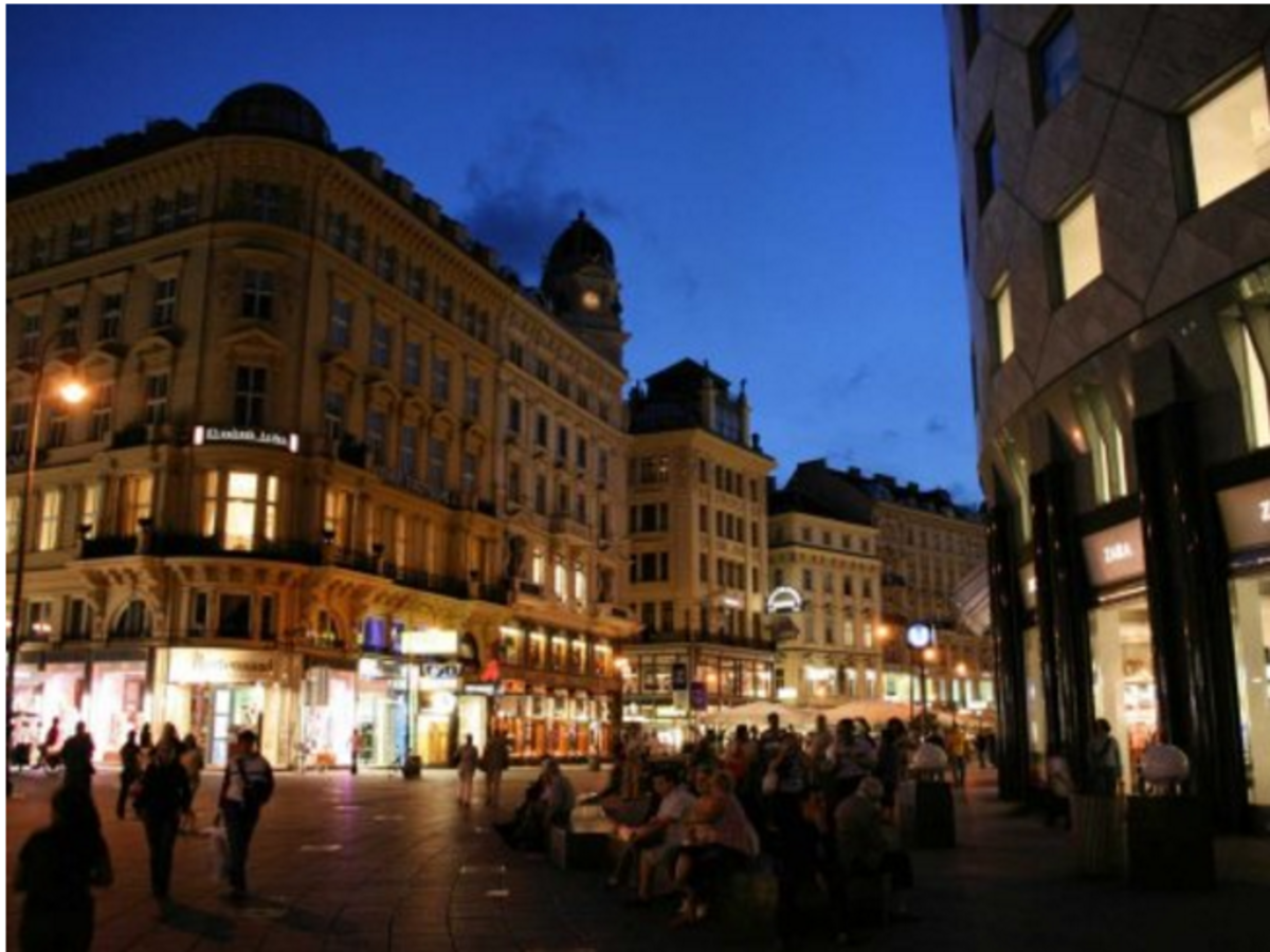 or the fourth consecutive year, Vienna was ranked as the number one city with the highest quality of life in the world, surpassing cities in Switzerland, Denmark, and the U.S.