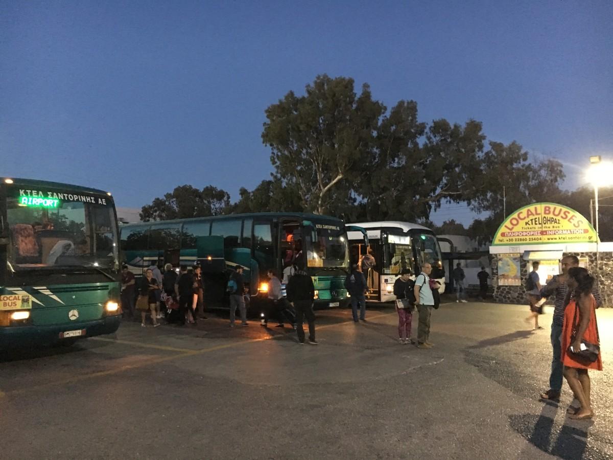 Fira Central Bus Terminal