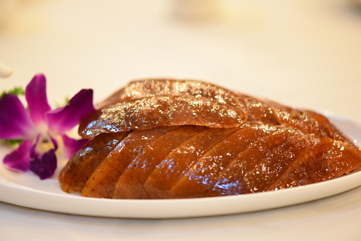 Peking Duck at Chili House in San Francisco