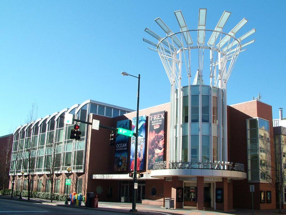 Tennessee Aquarium IMAX 3D Theater