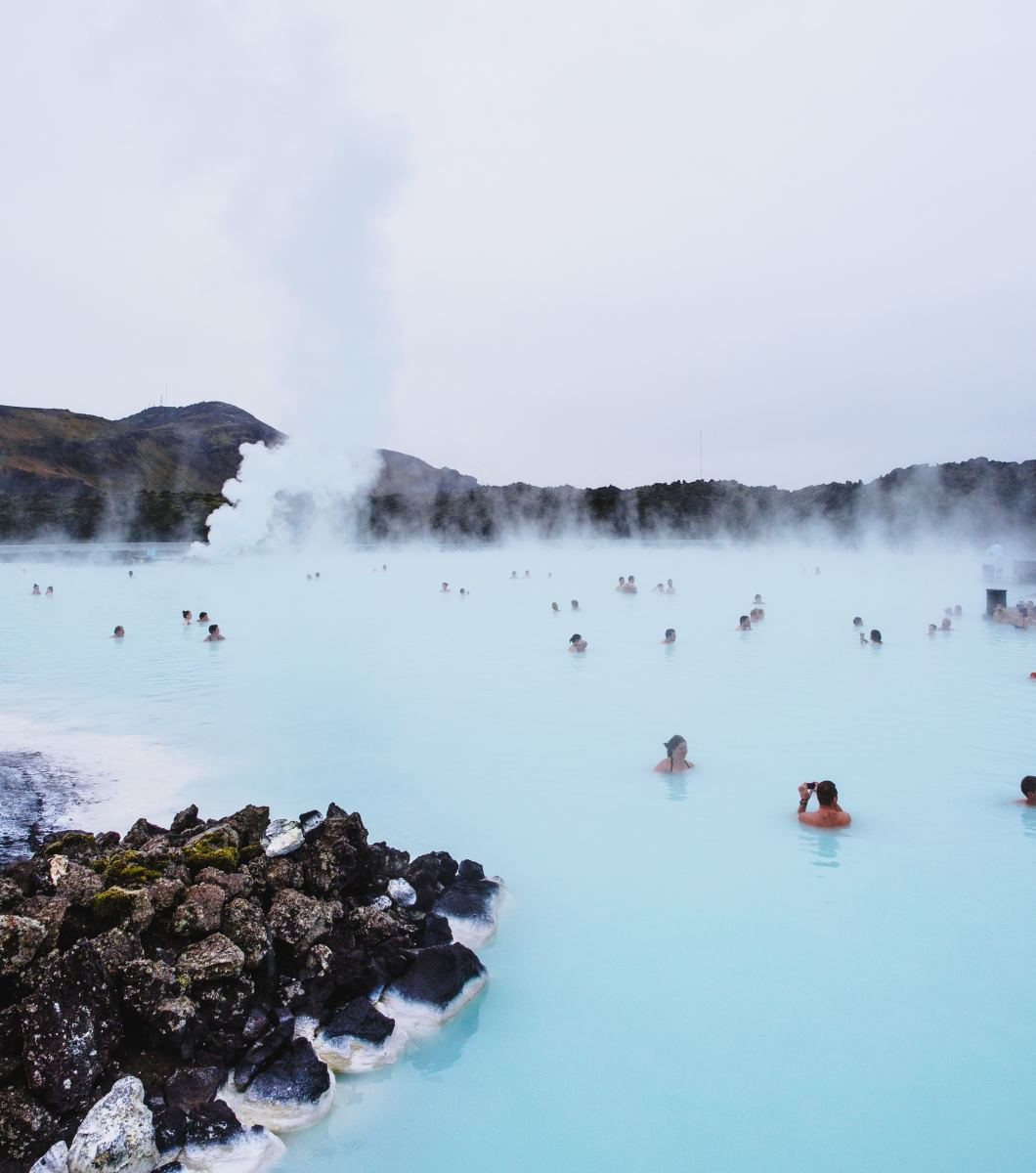 Before you can enjoy a swim in Iceland, you must follow some strict rules.