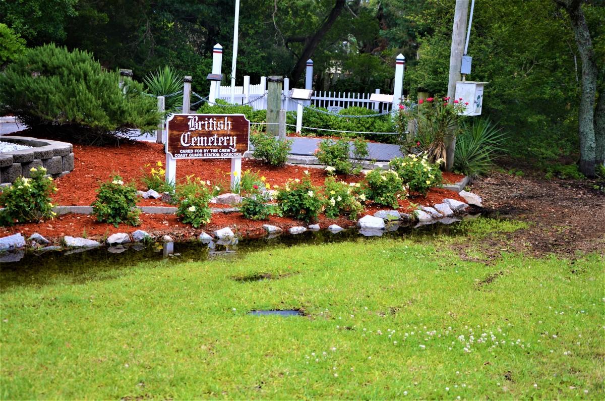 British Cemetery-Ocracoke Island