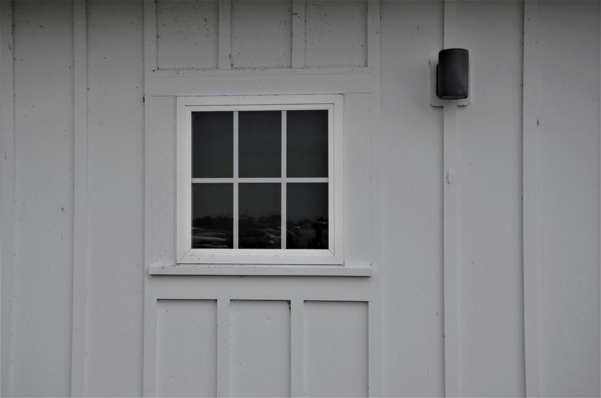 Light Keeper's Window