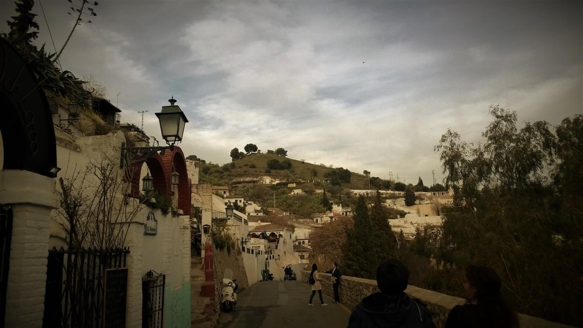 El Camino del Sacramonte