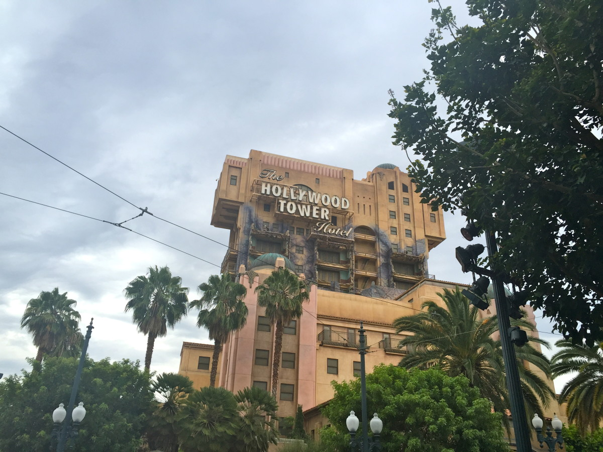 Tower of Terror.