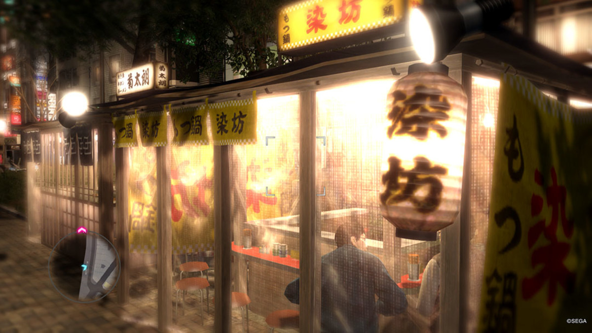 For my most recent solo trips to Japan, I went about exploring all the famous travel spots featured in the video game series, Ryu ga Gotoku.