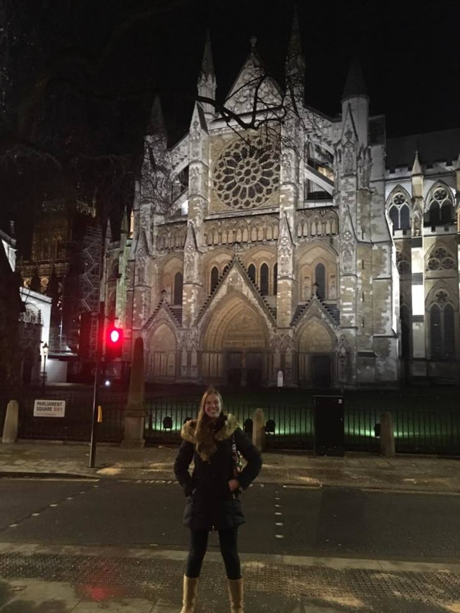 This is one cathedral that I firmly believe is worth the splurge.  Located in London, it contains the tombs of many famous rulers.