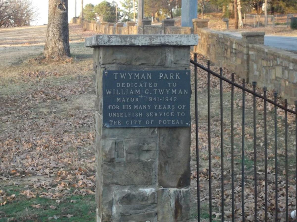City Park renamed Twyman Park