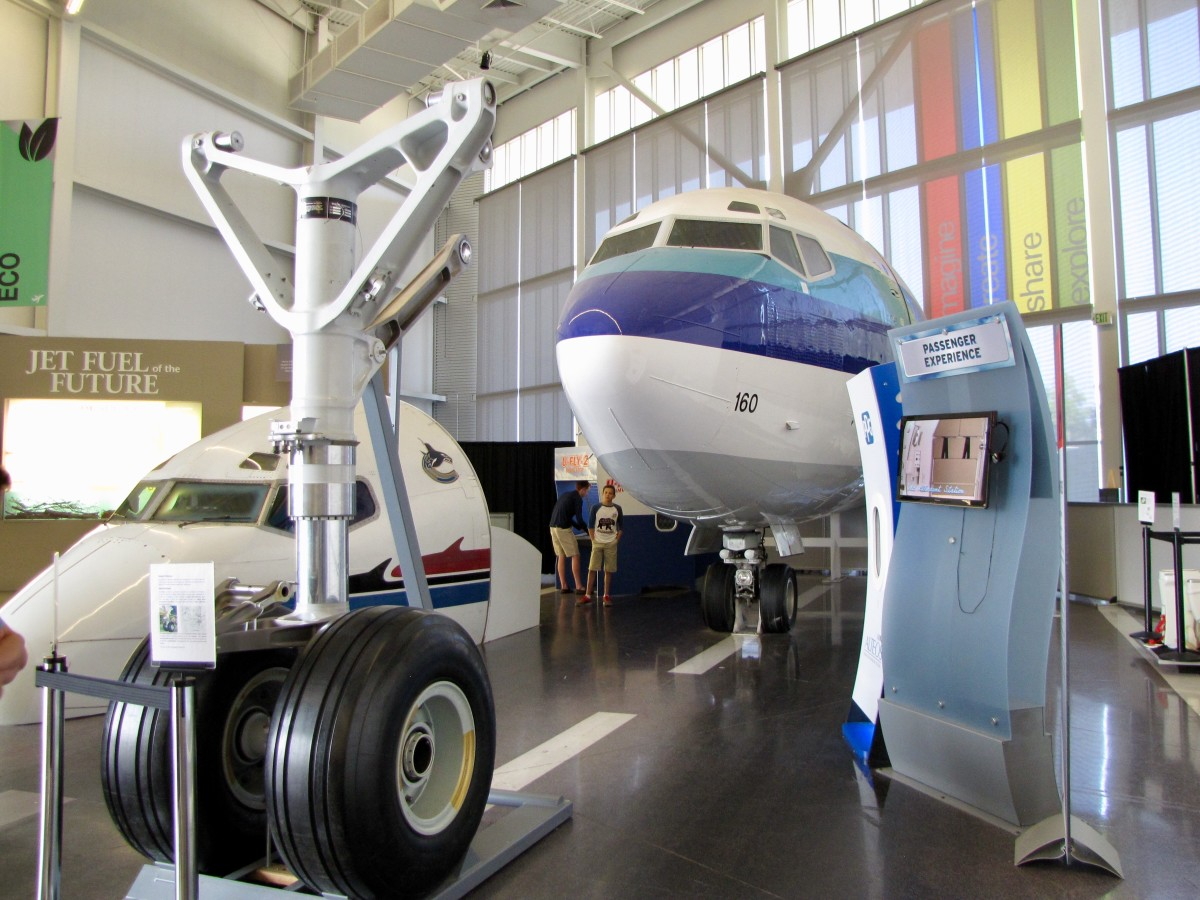 Future of Flight Aviation Center