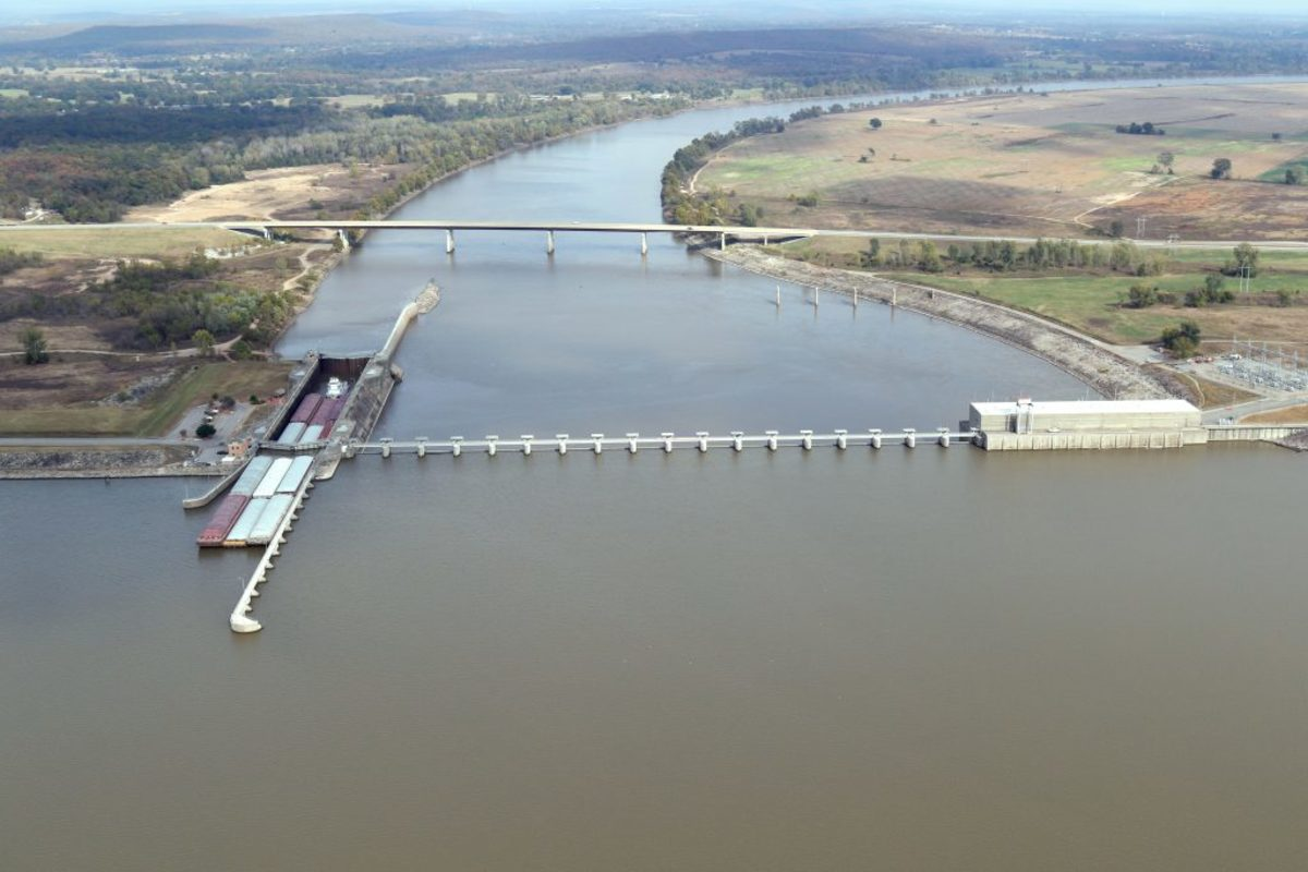 The Kerr Lock and Dam Today
