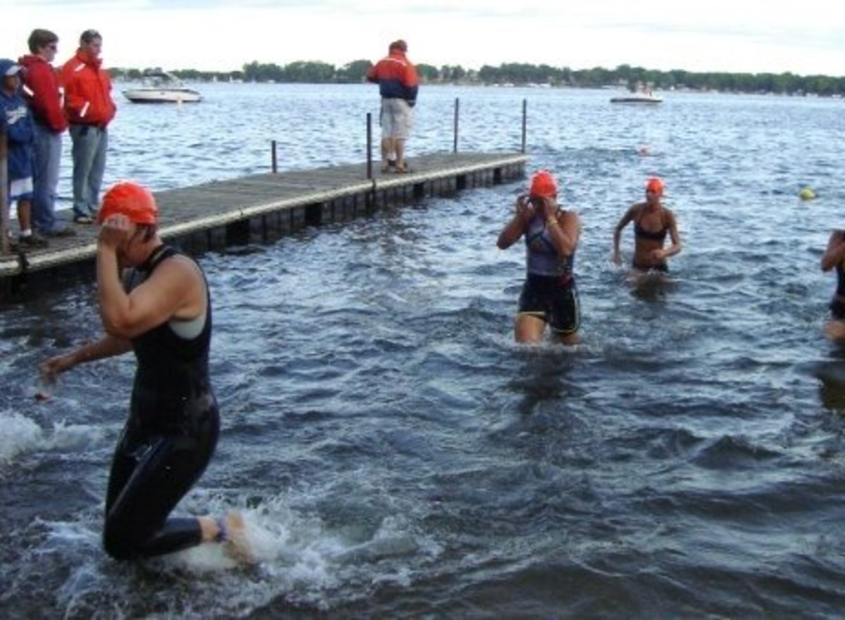 University of Okoboji Triathlon