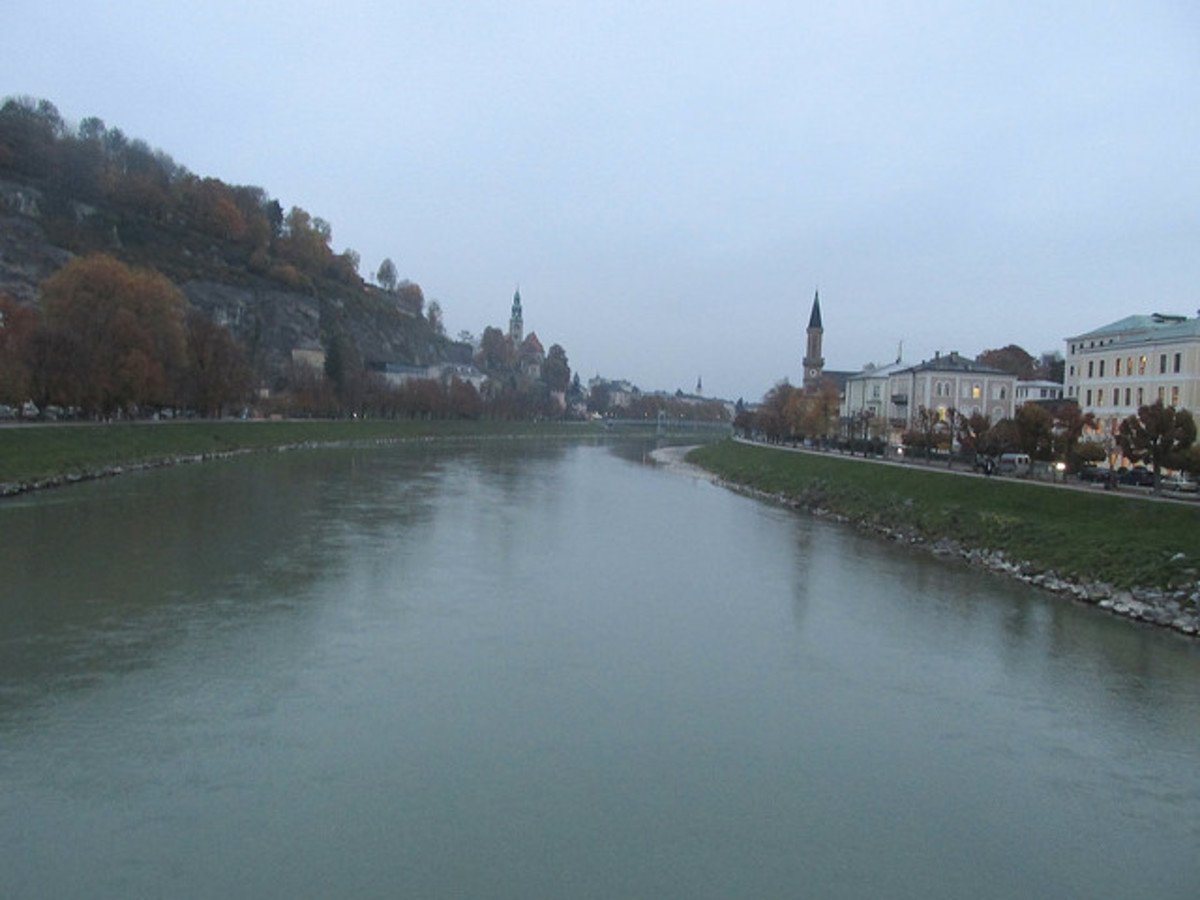 The Danube Personal Photo REK