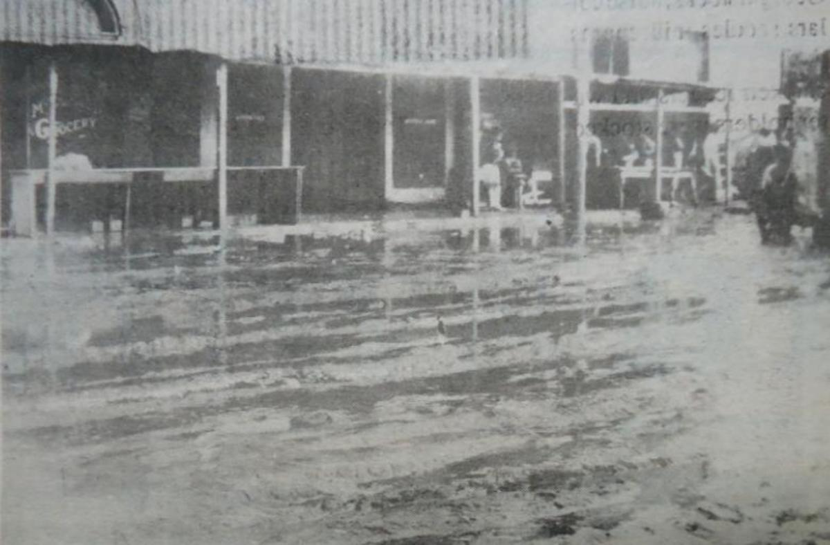 Wister Flood of 1927